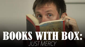 image for Books With Box: Lunchbox Reviews Just Mercy