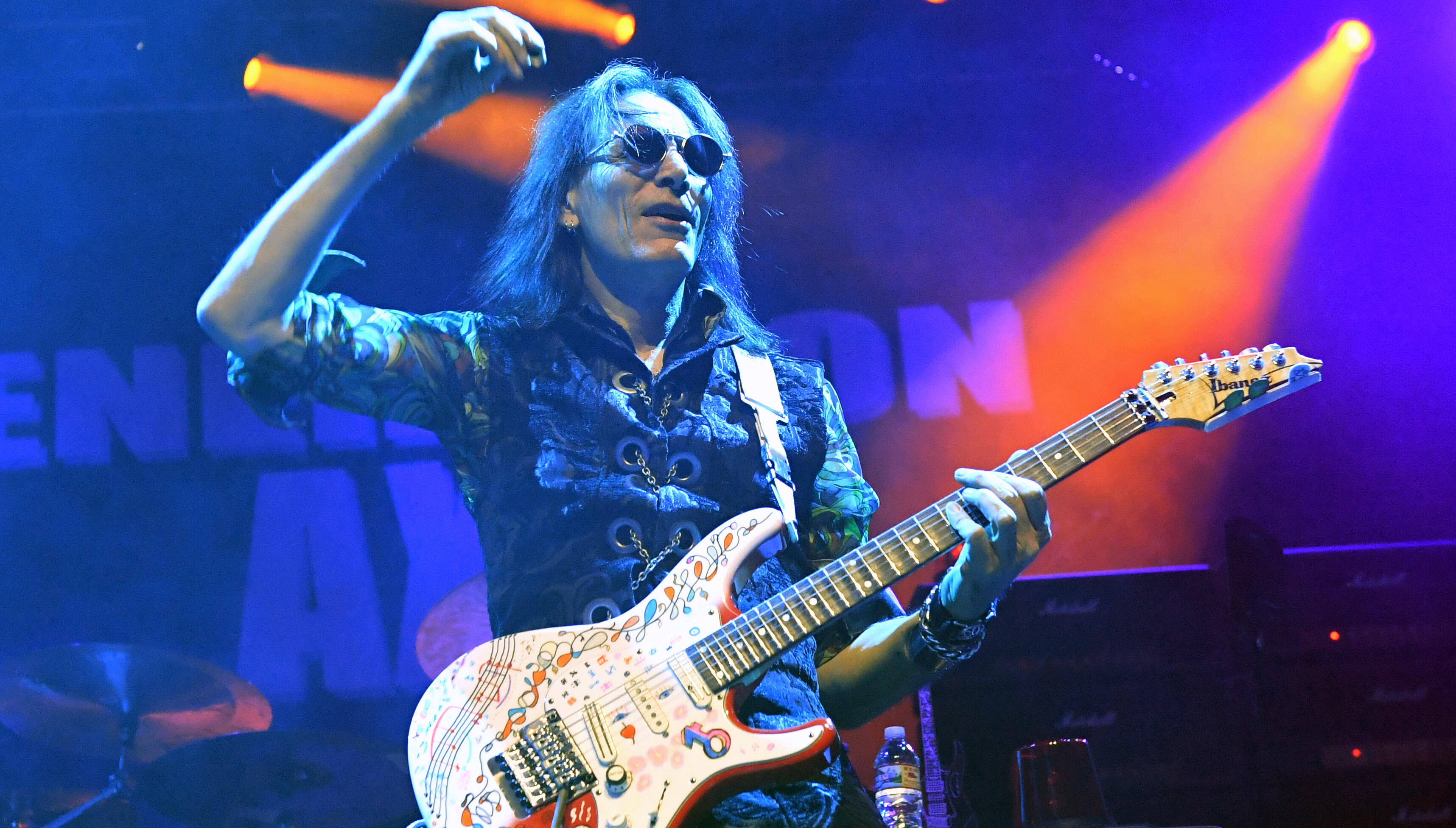 Steve Vai Explains Why He Doesn't Collect Guitars