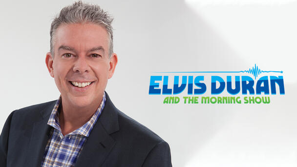 Did you see what Elvis Duran talked about this morning?