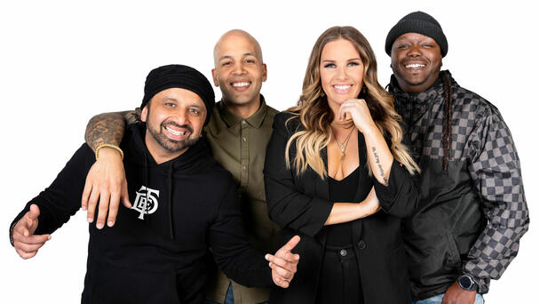 Listen To The Ashlee And The New JAM'N Morning Show Podcast