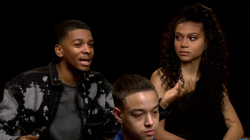 image for The Cast Of Netflix's 'On My Block' Talk On-Set Chemistry