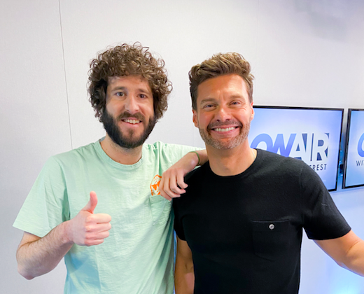 Lil Dicky Shares How Idol Kevin Hart Helped Create New Sitcom 'Dave': Watch