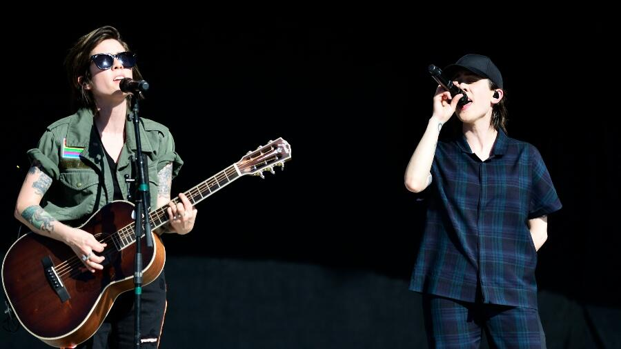 Tegan And Sara Announce 'Tonight We're Seeing Colors' Summer Tour