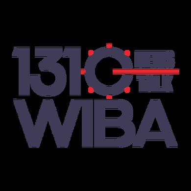 1310 WIBA logo
