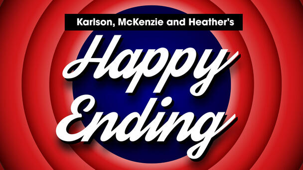 Check Out The Happy Ending Podcast