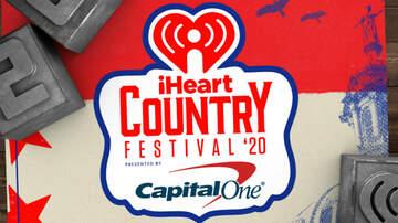 image for 2020 iHeartCountry Festival Postponed