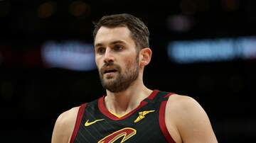 image for Cavs' Kevin Love Commits $100,000 To Support Out-Of-Work NBA Arena Staff