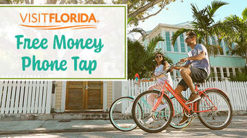 image for Elvis Duran Show's VISIT FLORIDA Free Trip Phone Tap Sweepstakes Rules