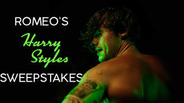 image for Romeo's Harry Styles Sweepstakes Rules