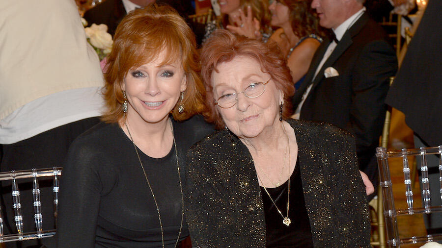 Reba McEntire's Mother, Jacqueline, Dies At 93