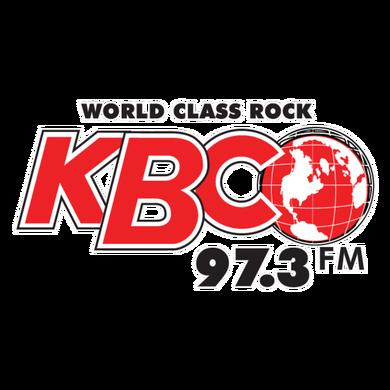 97.3 KBCO logo