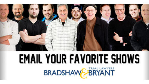 Email your favorite shows...