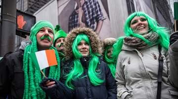 image for POP QUIZ: Mario & Courtney Go Head to Head in Saint Patrick's Day Trivia!
