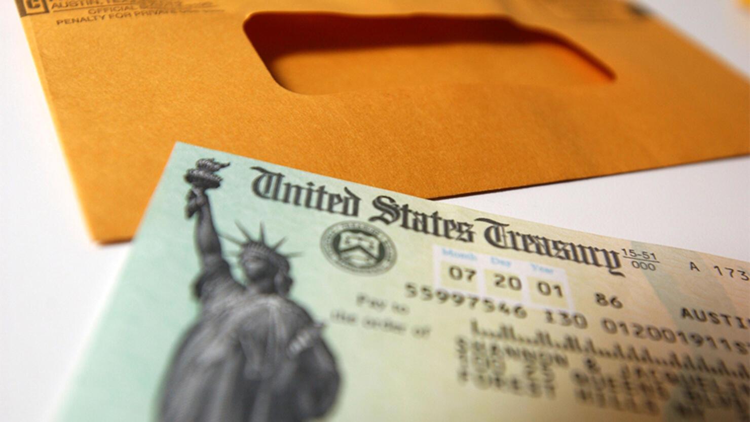 America Gets Tax Rebate Checks