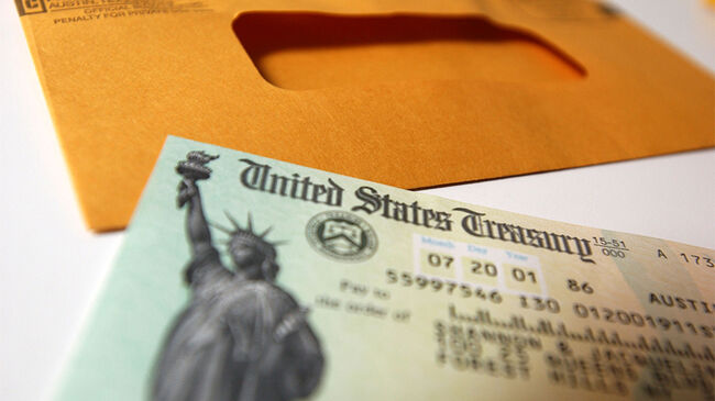 America Gets Tax Rebate Checks