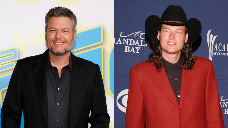 Blake Shelton Is Bringing Back His Famous Mullet As A 'Symbol Of Hope'