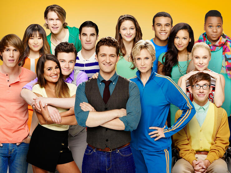 "FOX's ""Glee"" - Season Five"