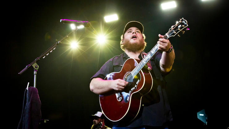 Luke Combs Debuts Hopeful New Song 'What Do You Do When It Rains?'