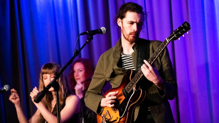 Hozier Confirms He's Releasing New Music In The 'Next Few Months'