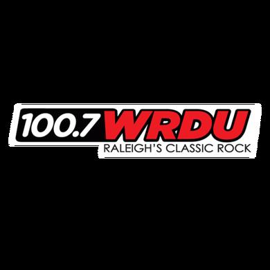 100.7 WRDU logo