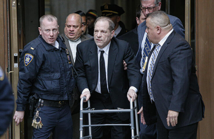 Harvey Weinstein Sex-Crimes Trial Begins In New York