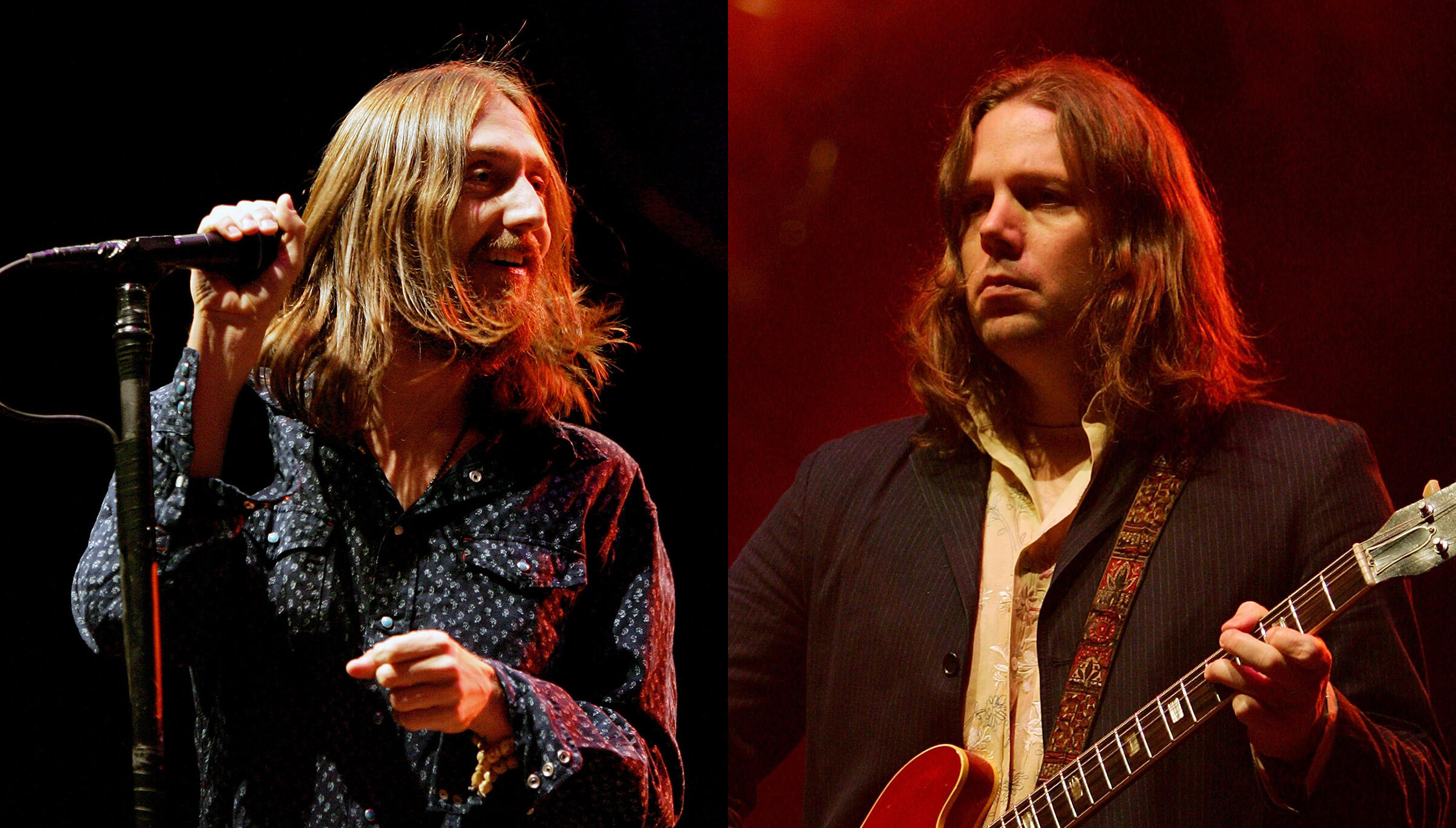 Robinson Brothers Think Former Black Crowes Bandmates Would Doom Reunion
