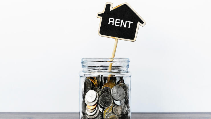 Saving for Rent
