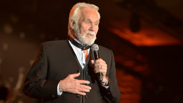 Kenny Rogers' Family Asks That Donations Be Made To COVID-19 Relief Fund