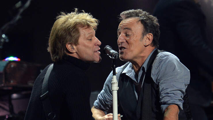 Bruce Springsteen Bon Jovi More NJ Celebs Announce Pandemic Relief Fund | 97.3 The Game