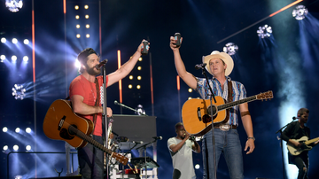 image for Thomas Rhett Releases Feel-Good 'Beer Can't Fix' Video With Jon Pardi