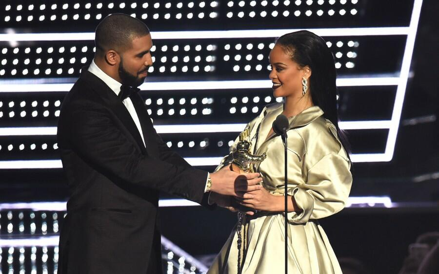Rihanna Covers Up The Matching Tattoo She Got With Drake
