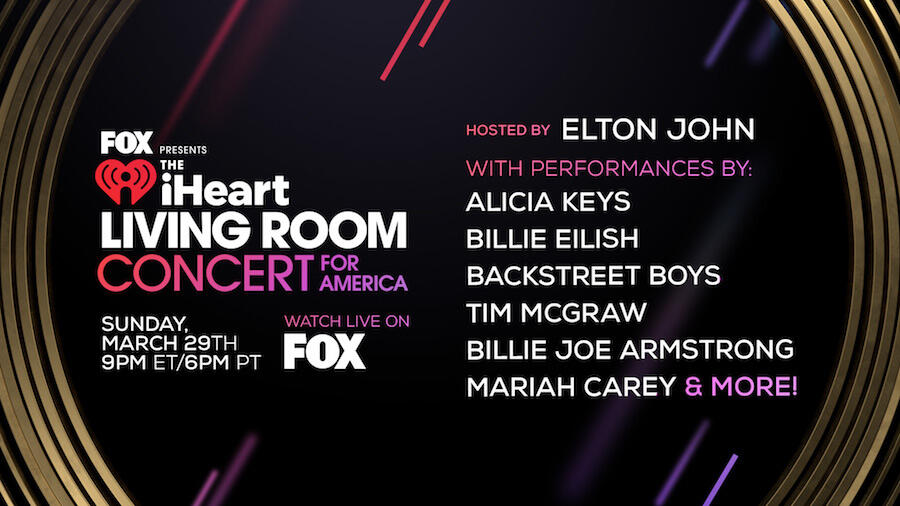 IHeart, Fox Announce Concert For America