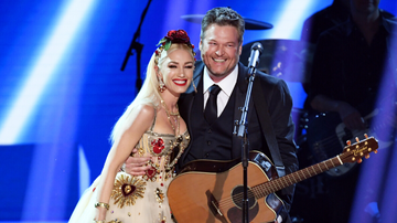 image for Watch Blake Shelton And Gwen Stefani's 'Nobody But You' Acoustic Video