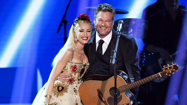 Watch Blake Shelton And Gwen Stefani's 'Nobody But You' Acoustic Video