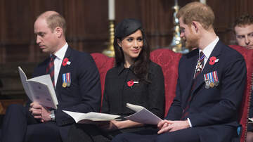 image for Meghan Markle Thinks Prince Harry Will Patch Things Up With Prince William