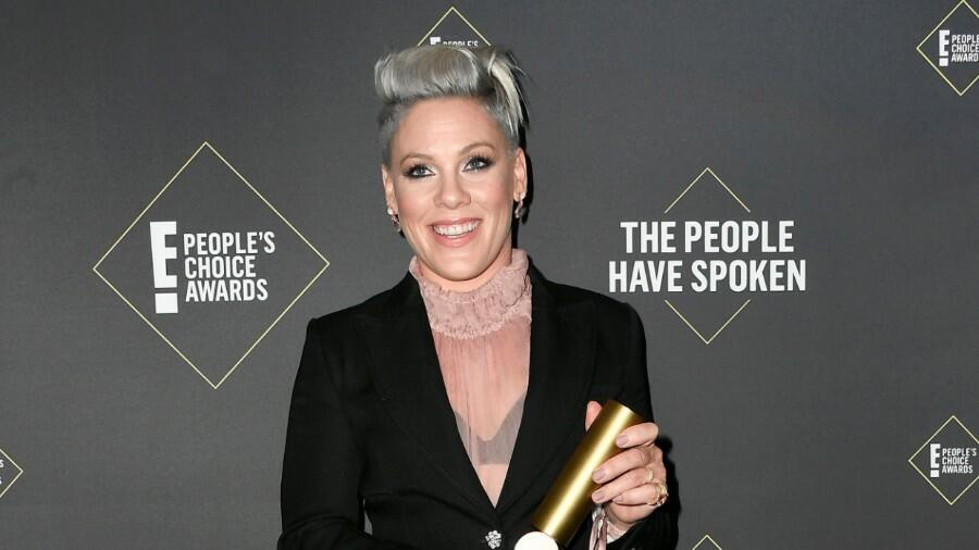 Pink Details Her Battle With COVID-19: 'There Is No One That Is Safe' | iHeartRadio