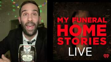 image for Grant Reads My Funeral Home Stories LIVE! (Live Reading)