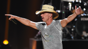 image for Kenny Chesney Drops Energetic 'Here And Now' Music Video