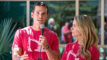 image for Granger Smith, Wife Amber Talk Child Drowning Prevention On 'Today' Segment