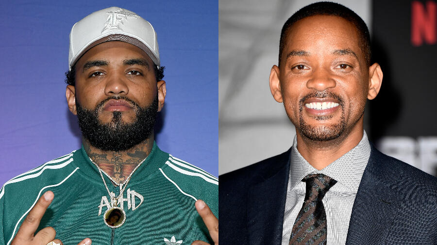 Joyner Lucas Transforms Into Will Smith For Latest Music Video