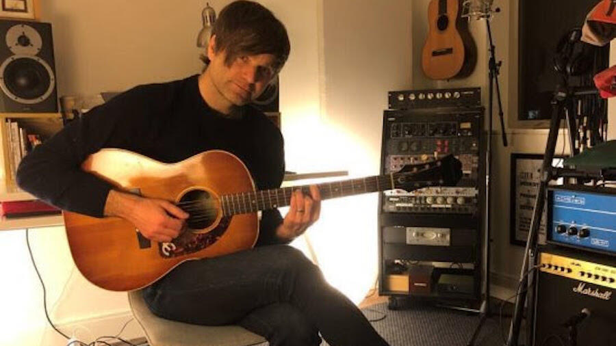 Ben Gibbard Announces 'Live From Home' Show A Year After First Livestream