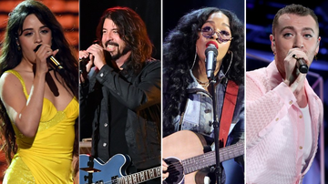 image for Camila Cabello, Dave Grohl & More Added to Living Room Concert Special