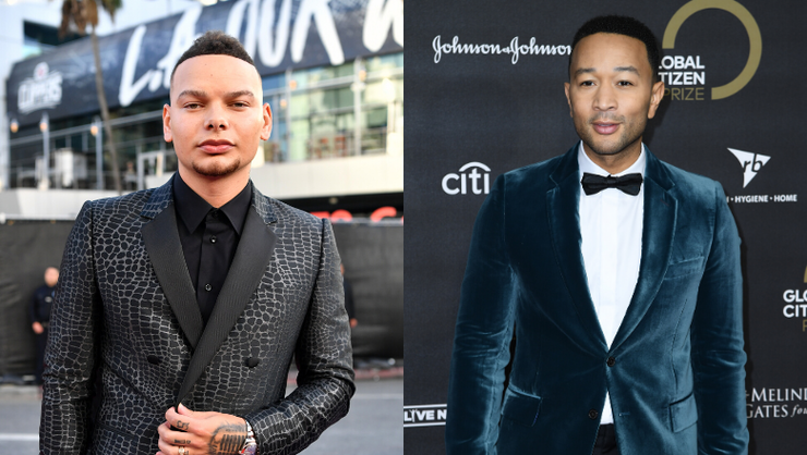 Kane Brown And John Legend Release Their Highly Anticipated Duet