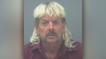image for 'Tiger King' Joe Exotic Files $94M Lawsuit, Requests Pardon From Trump