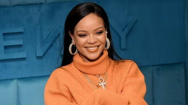Rihanna Responds To 2022 Super Bowl Halftime Show Whispers