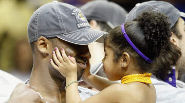 image for Vanessa Bryant Shares Sweet Video of Kobe Talking About Coaching Gianna