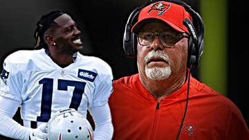 image for Bruce Arians Shuts Down Rumors of Antonio Brown Joining Tom Brady in Tampa