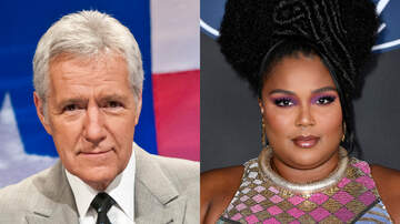 image for Alex Trebek Reciting Lizzo Lyrics Is 100% This Week's Cutest Video Clip
