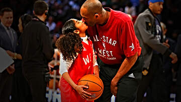 image for Vanessa Bryant Shares Emotional Video of Kobe Talking About Coaching Gianna