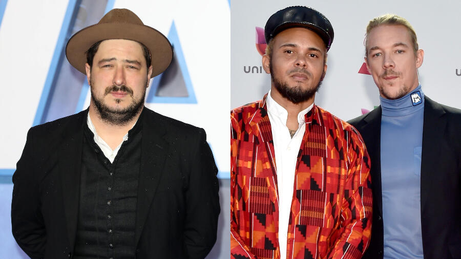 Marcus Mumford & Major Lazer Perform New Collab On Instagram Live